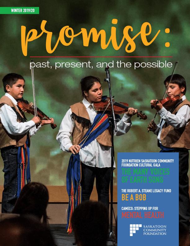 19SCF002 Winter 2020 Promise Magazine 1